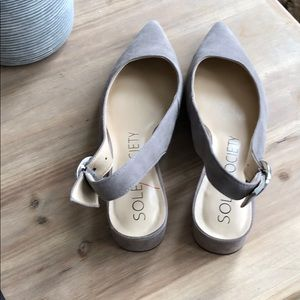f7d757abcd2 Sole Society Shoes - Sole Society Mariol Slingback Pumps